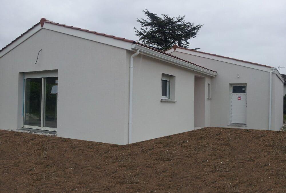 Maîtrise d'Oeuvre pour Construction d'une maison de plain-pied – Montbrison