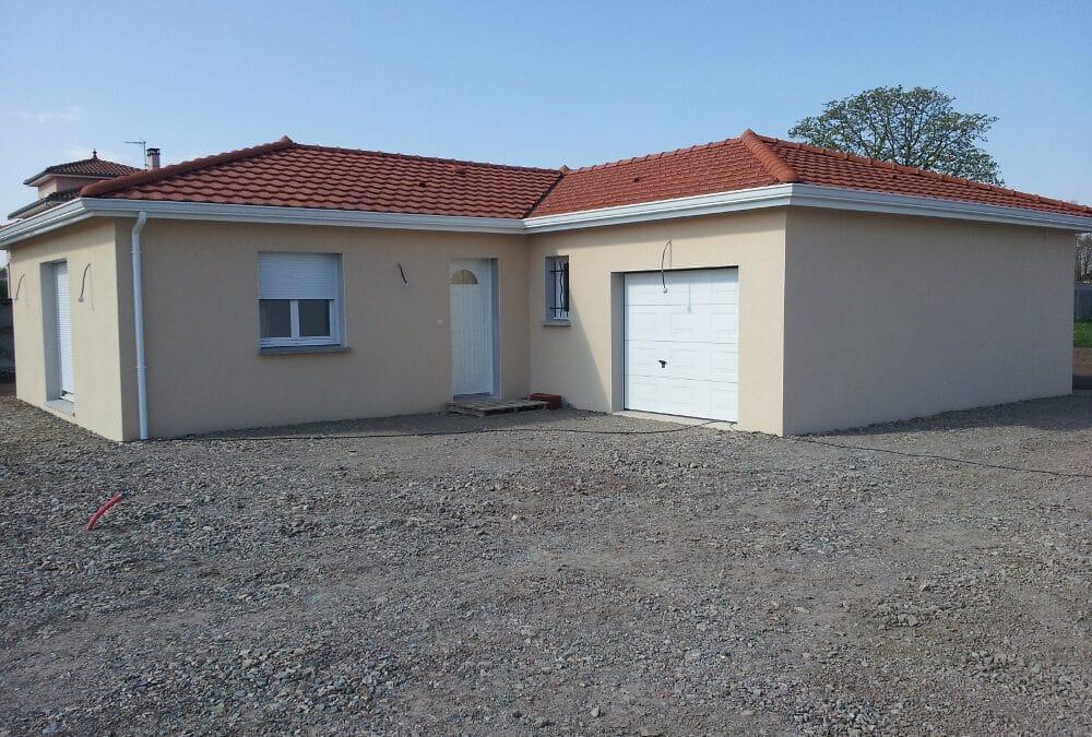 Maîtrise d'Oeuvre pour Construction de 2 maisons de plain-pied – Saint Cyprien