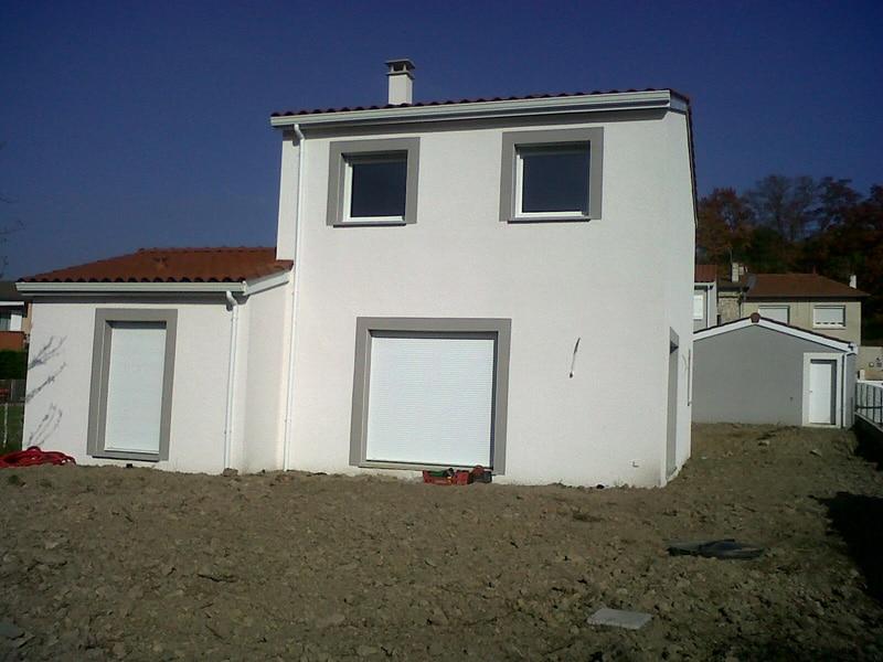 Maîtrise d'Oeuvre pour Construction d'une maison à étage – Firminy  «Chazeau»