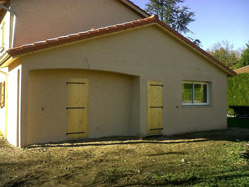 Maîtrise d'Oeuvre pour Agrandissement d'une maison – Saint Chamond