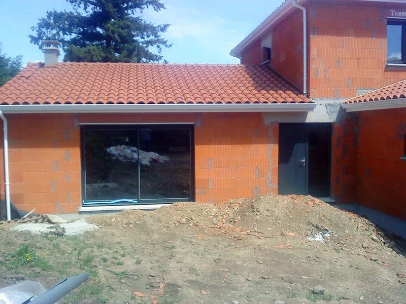 Maîtrise d'Oeuvre pour Construction d'une maison hors d'eau hors d'air – Saint Christo en Jarez