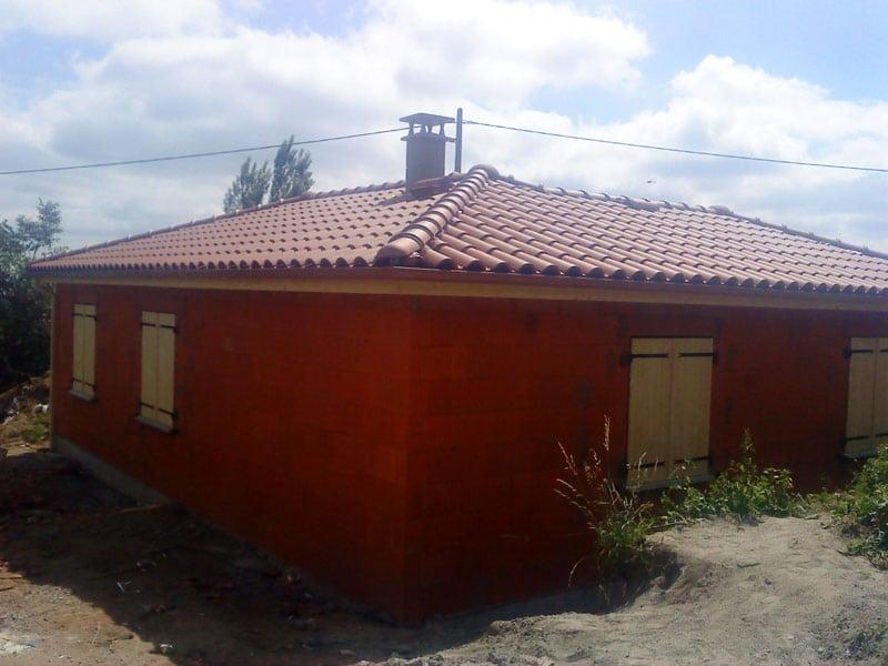 Maîtrise d'Oeuvre pour Construction d'une maison de plain-pied hors d'eau hors d'air – Chenereilles