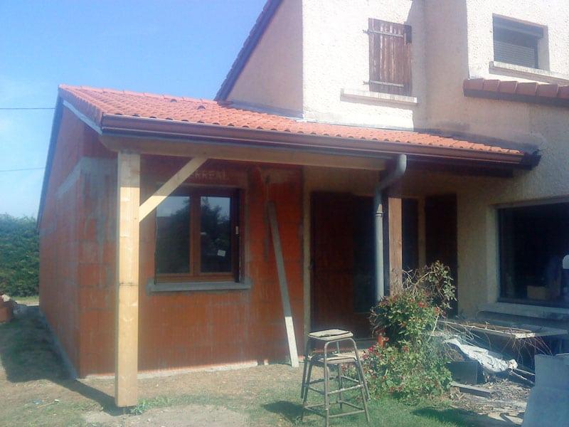 Maîtrise d'Oeuvre pour Agrandissement d'une maison – St Cyprien