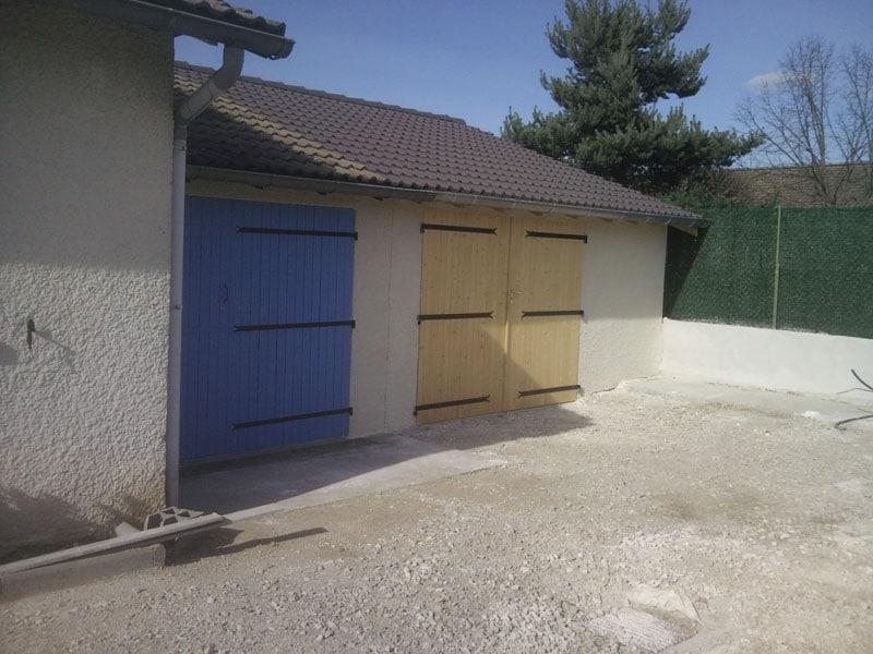 Maîtrise d'Oeuvre pour Construction d'un garage – Veauche