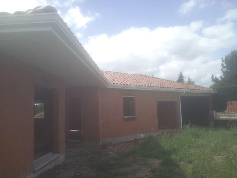 Maîtrise d'Oeuvre pour Construction d'une maison de plain-pied hors d'eau hors d'air – Saint Cyprien