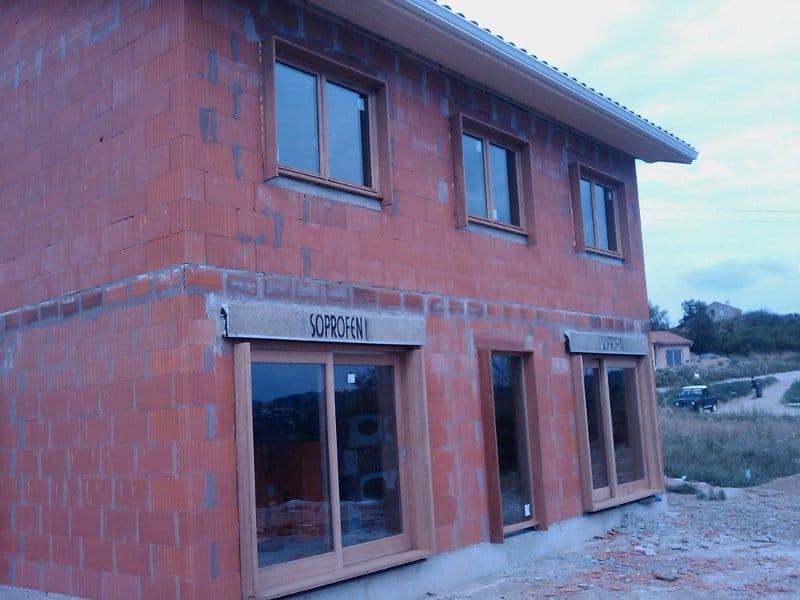 Maîtrise d'Oeuvre pour Construction d'une maison à étage – Périgneux