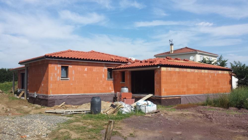 Maîtrise d'Oeuvre pour Construction d'une maison de plain-pied – Rivas