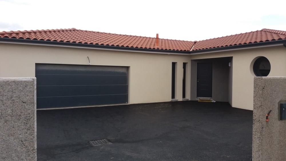 Maîtrise d'Oeuvre pour Construction d'une maison de plain-pied en S – Saint Cyprien