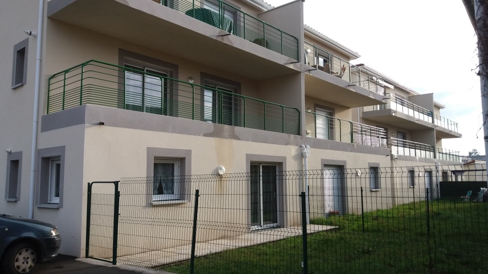 Maîtrise d'Oeuvre pour Construction de 2 bâtiments d'habitation – Saint Cyprien