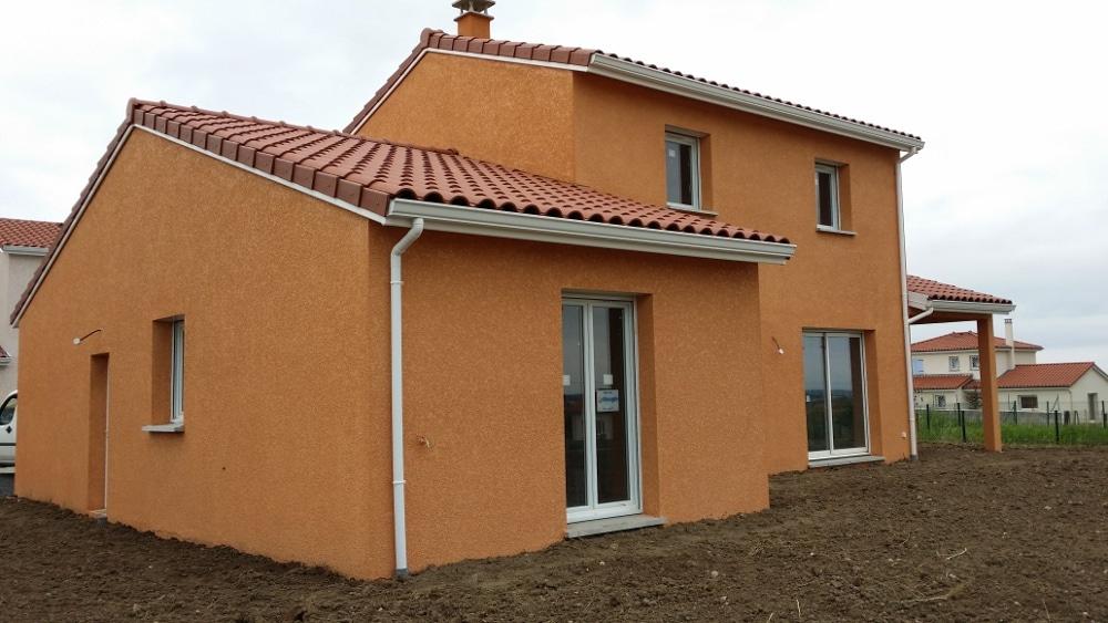 Maîtrise d'Oeuvre pour Construction d'une maison à étage – Montbrison