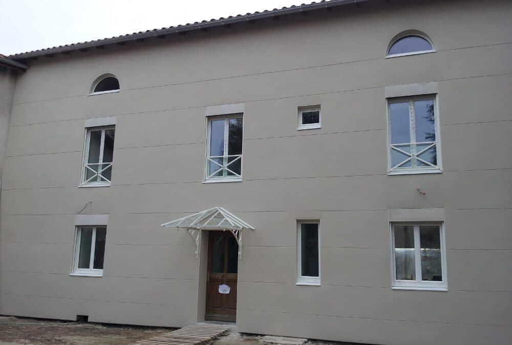 Maîtrise d'Oeuvre pour Rénovation d'une maison – Saint Cyprien