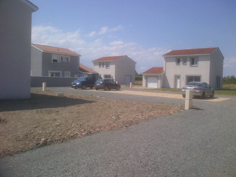 Maîtrise d'Oeuvre pour Construction de 5 maisons – Saint Cyprien