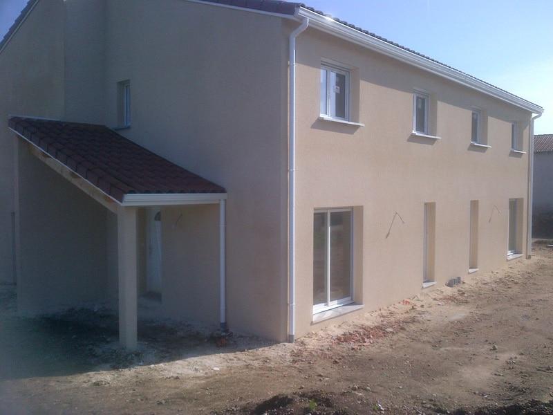 Maîtrise d'Oeuvre pour Construction de 2 maisons jumelées – Veauchette