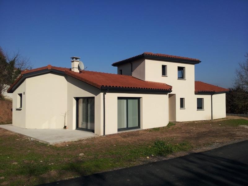 Maîtrise d'Oeuvre pour Construction d'une maison à étage – Saint Cyprien