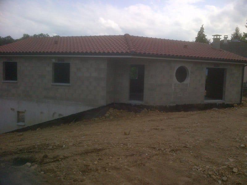 Maîtrise d'Oeuvre pour Construction d'une maison hors d'eau hors d'air – Bas en Basset